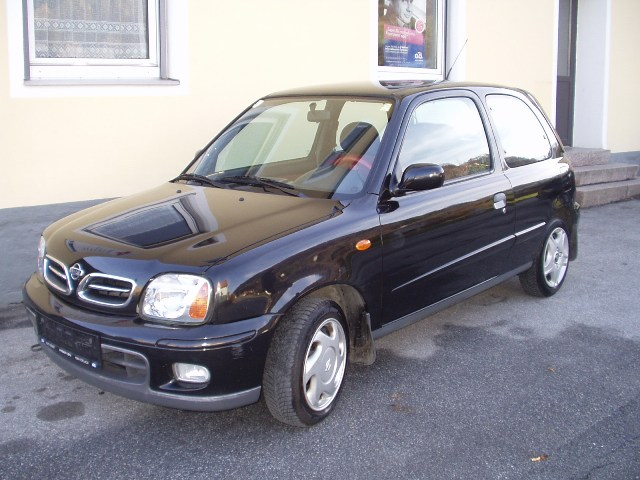 Nissan Micra Sporty Mouse